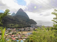 St. Lucia / 13.01.-31.01.2013