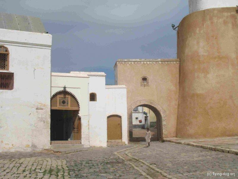 Von Rabat bis Agadir / 16.-24.10.12 / Portugiesisches Fort in El Jadida
